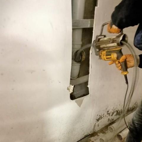 Bina Tuvalet Gideri Ana Boru Tıkanıklığı Açma
